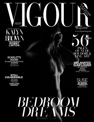NUDE & Boudoir | July Issue 04