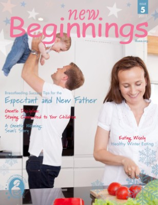 Breastfeeding Success Tips for Expectant and New Father