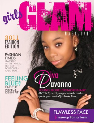 2011 Fashion Edition girlsGLAM