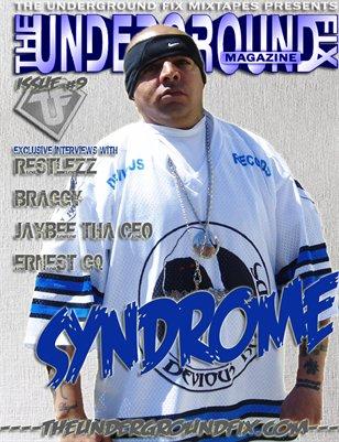 The Underground Fix Magazine Issue #9
