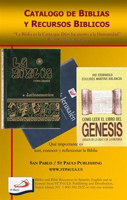 Biblias y Recurso Biblicos