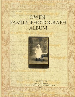 James Henry Owen Family Album