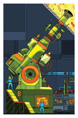 Telescope Poster