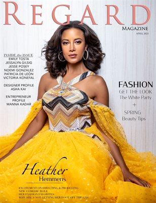 Regard Magazine No. 57 April 2021