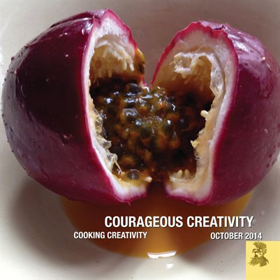 Courageous Creativity October 2014