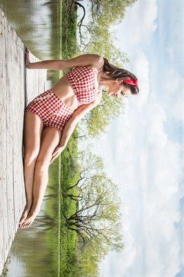 Miss April - Outdoors
