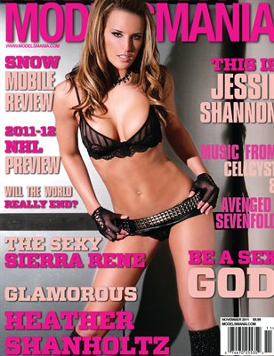 MODELSMANIA NOVEMBER 2011