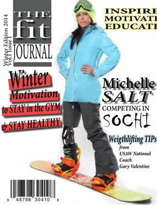 The Fit Journal Vol1 Issue 1