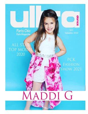 Maddi G Ultra Dance