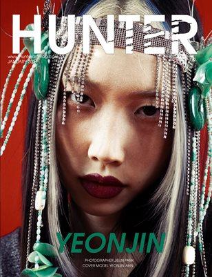 HUNTER Magazine issue January 2021 vol.1