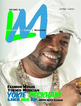 LM Magazine Vol. 15 Summer Edition