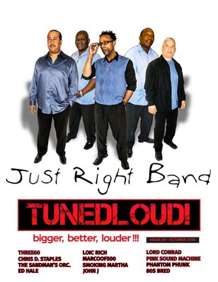 TunedLoud Magazine October 2018
