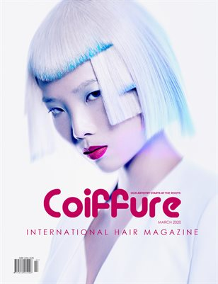 Coiffure Magazine March 2020