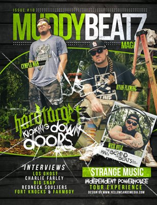 Muddy Beatz Magazine Issue #10 HardTarget
