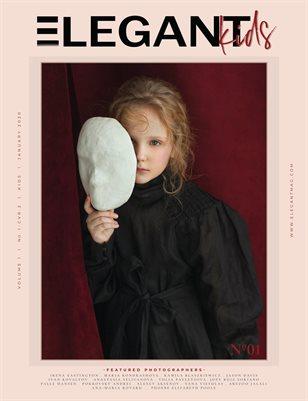 Kids Debut #1 CVR. 2 (Jan. 2020)