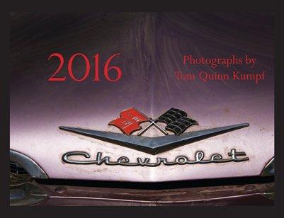 2016 Calendar Tom Quinn Kumpf