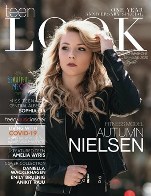Teen Look May/June 2020 Cover 2