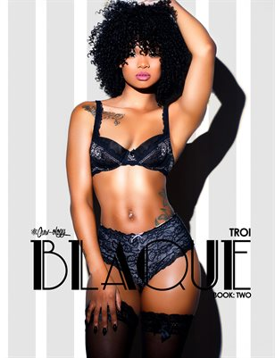 Blaque: Book Two (Troi Cover)
