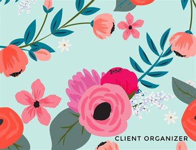 Client Organizer: Wildflower