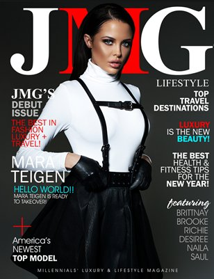 JMG LIFESTYLE JANUARY 2016