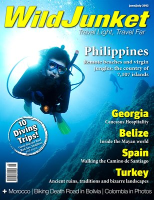 WildJunket Magazine June/July 2012