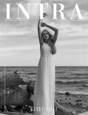 November Edition 2020 - Issue 0.41- Cover 2 - Karolina Makuch