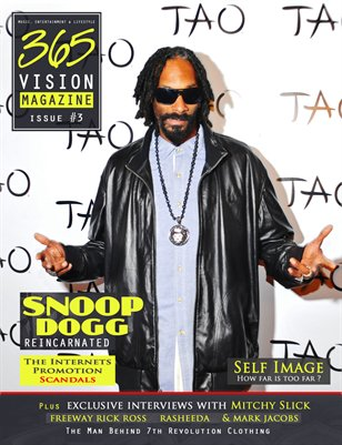365 Vision Magazine #3