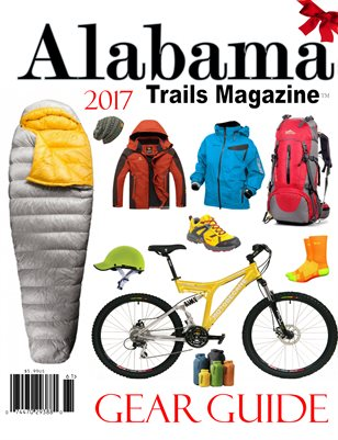 Alabama Trails Magazine Gear Guide 2017