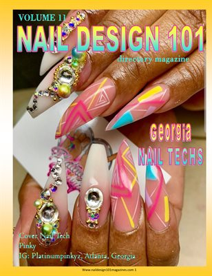 "Volume 11 ""Georgia Nail Techs"""