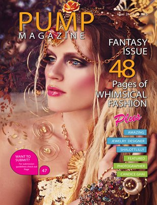 PUMP Magazine - Issue 24 - Fantasy Edition