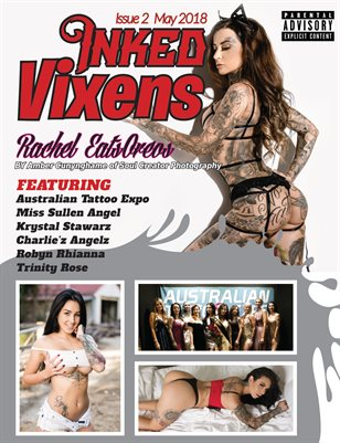 Inked Vixens Issue 2