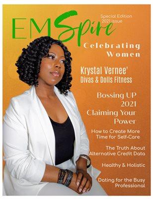 EM-Spire Special Issue - Krystal Vernee