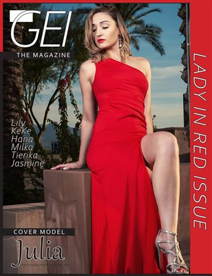 """Lady In Red"" Issue"