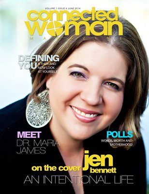 connected woman MAGAZINE Vol. 1 Issue 4