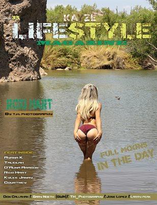 Kayze Magazine Issue 36- ROXI HART - Lifestyle