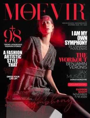 IIII Moevir Magazine November Issue 2020