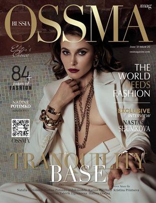 OSSMA Magazine RUSSIA ISSUE20