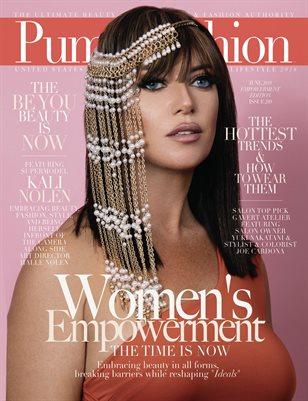 PUMP Magazine - The Women's Empowerment Editorial Edition