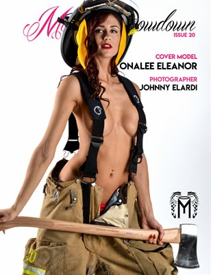 Model Throwdown 20 - Onalee Cover