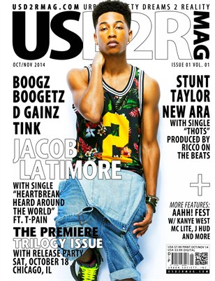 USD2R Magazine Issue 1 Volume 1