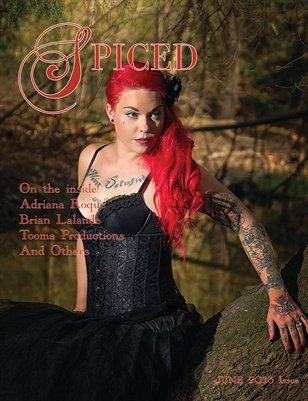 June 2015 Spiced Magazine