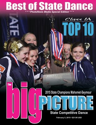 2015 State Dance Issue