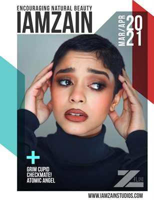 I Am Zain: Photography Issue March/April 2021
