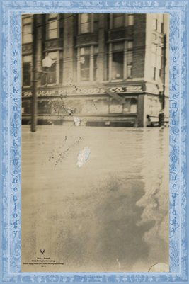 1937 Paducah, McCracken County, Kentucky Flood Collection8