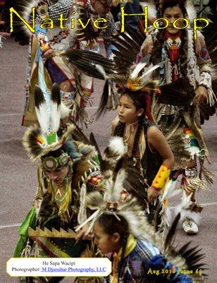 Native Hoop Magazine Issue #68