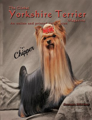 The Global Yorkshire Terrier Magazine -September 2014 Issue