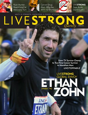 LIVESTRONG Quarterly - Spring 2012 - iPAD version