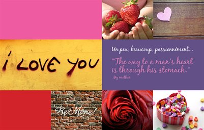 Valentine's Day Booklet
