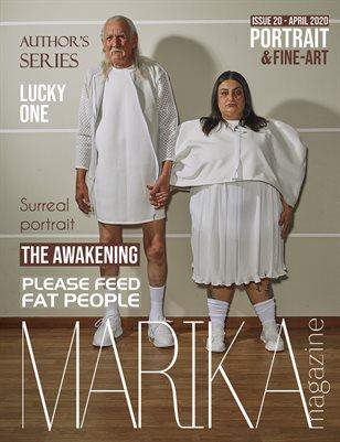 MARIKA MAGAZINE PORTRAIT & FINEART (April - issue 20)