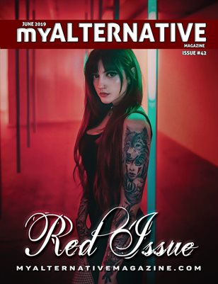 MyAlternative Magazine Issue 42 June 2019